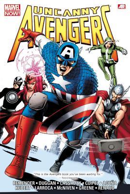 Uncanny Avengers Omnibus cover image