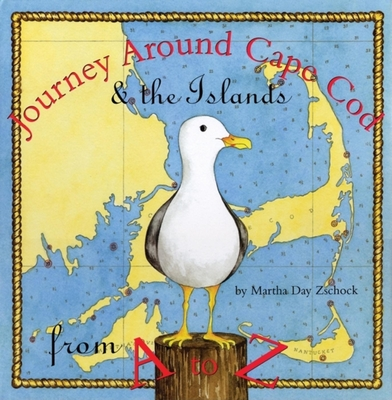 Journey Around Cape Cod & the Islands from A to Z (Journey Around A to Z) Cover Image