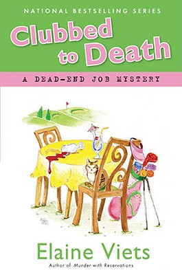 Cover for Clubbed to Death