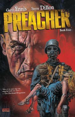 Preacher Book 4 cover image