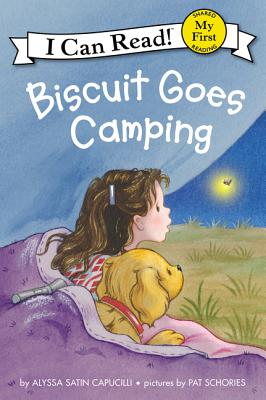 Biscuit Goes Camping (My First I Can Read) Cover Image