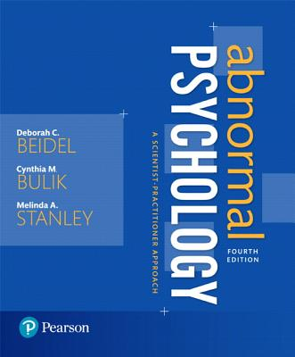 Abnormal Psychology: A Scientist-Practitioner Approach Cover Image