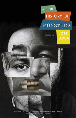 Cover for A Short History of Monsters