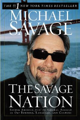 The Savage Nation Cover