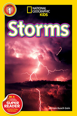 National Geographic Readers: Storms! Cover Image