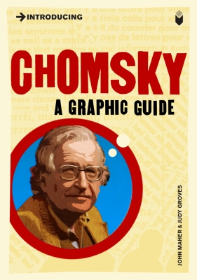 Cover for Introducing Chomsky