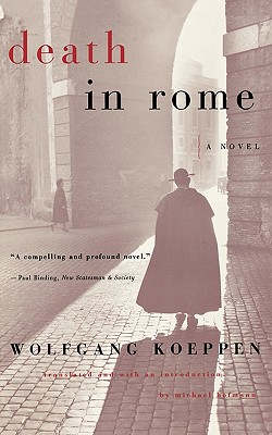 Death in Rome Cover Image