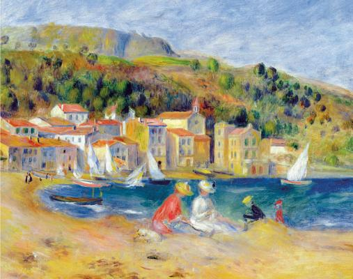Impressionists by the Water Keepsake Boxed Notecards Cover Image