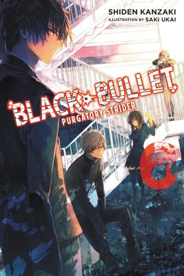 Black Bullet, Volume 6 Cover