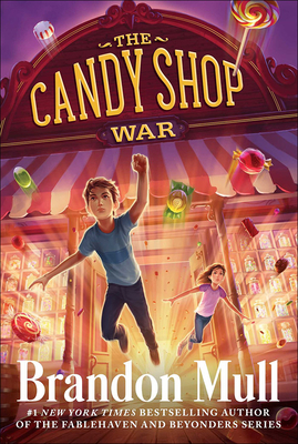 Candy Shop War Cover Image