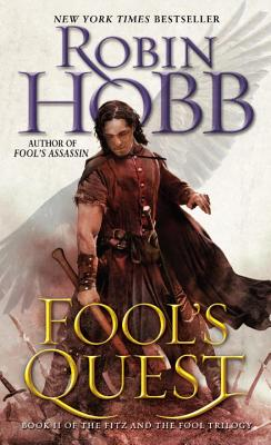 Fool's Quest: Book II of the Fitz and the Fool trilogy Cover Image