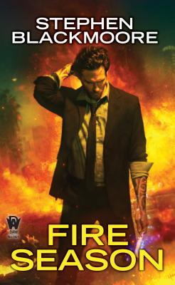 Fire Season (Eric Carter #4) Cover Image
