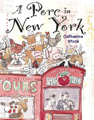 A Porc in New York Cover