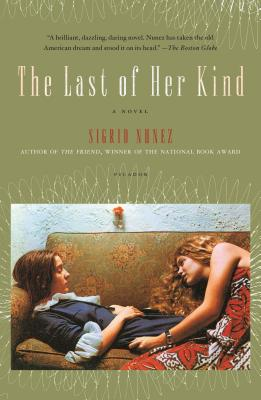 Cover for The Last of Her Kind