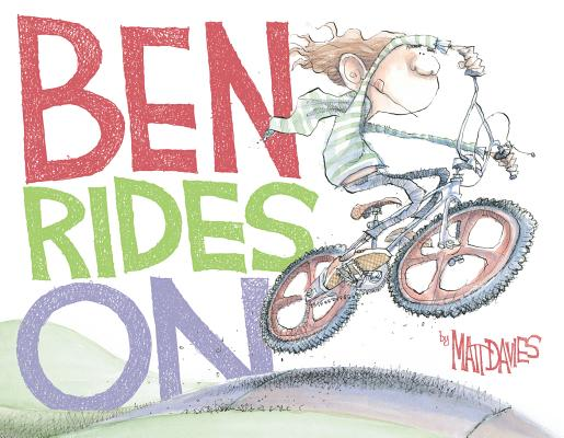 Ben Rides on Cover
