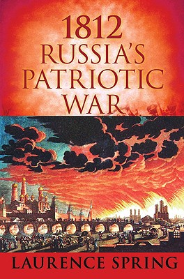 1812: Russia's Patriotic War Cover Image