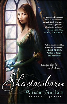 Shadowborn Cover