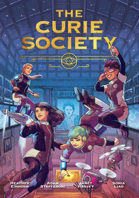 The Curie Society (The Cure Society Series #1) Cover Image