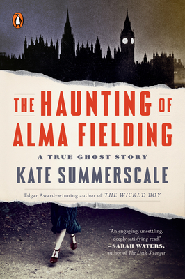 The Haunting of Alma Fielding: A True Ghost Story Cover Image