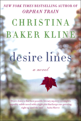 Desire Lines: A Novel Cover Image