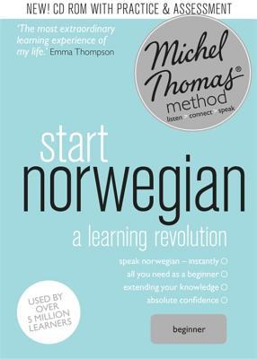 Start Norwegian (Learn Norwegian with the Michel Thomas Method): Beginner Norwegian audio course Cover Image