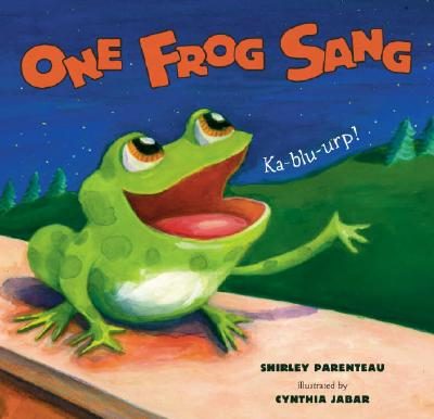 One Frog Sang Cover