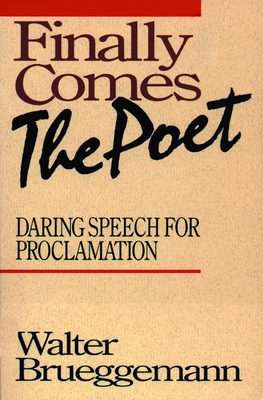 Finally Comes the Poet Cover Image