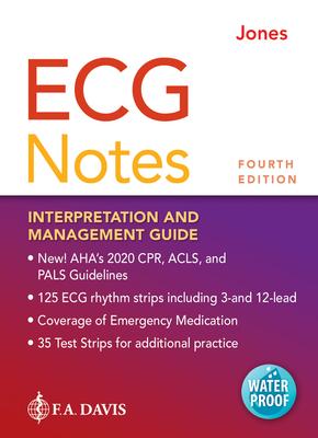 ECG Notes: Interpretation and Management Guide Cover Image