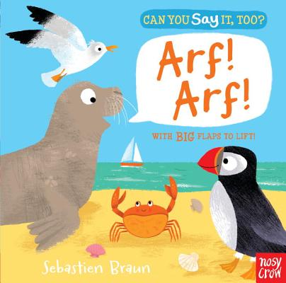 Can You Say It, Too? Arf! Arf! Cover