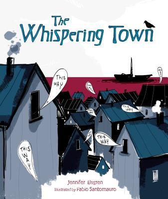 The Whispering Town Cover