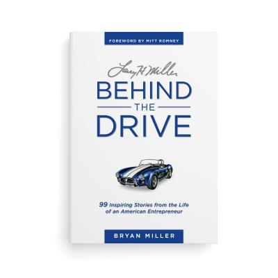 Larry H. Miller--Behind the Drive Cover