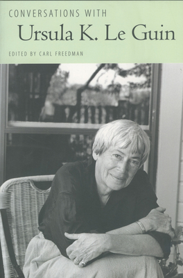 Conversations with Ursula K. Le Guin (Literary Conversations) Cover Image