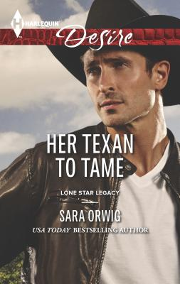 Her Texan to Tame Cover
