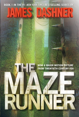 The Maze Runner (Maze Runner, Book One): Book One (The Maze Runner Series #1) Cover Image