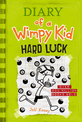 Hard Luck (Diary of a Wimpy Kid #8) Cover Image