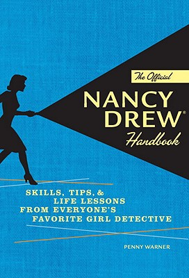 The Official Nancy Drew Handbook Cover