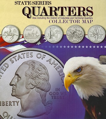 State Series Quarter Collector Map Cover Image
