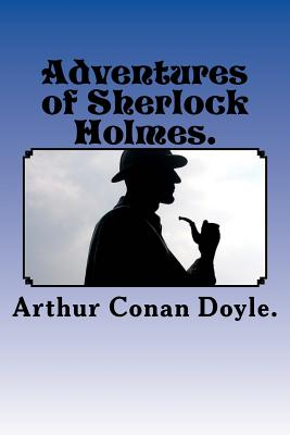 Adventures of Sherlock Holmes. Cover Image