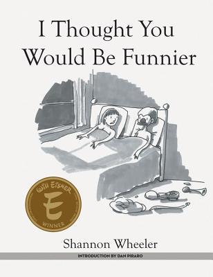 I Thought You Would Be Funnier Cover