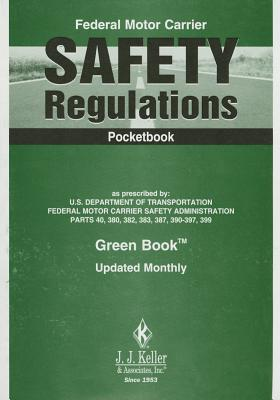 Federal Motor Carrier Safety Regulations Pocketbook Cover Image