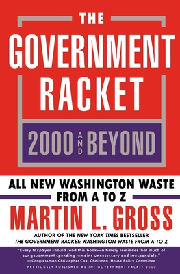 The Government Racket 2000 and Beyond Cover
