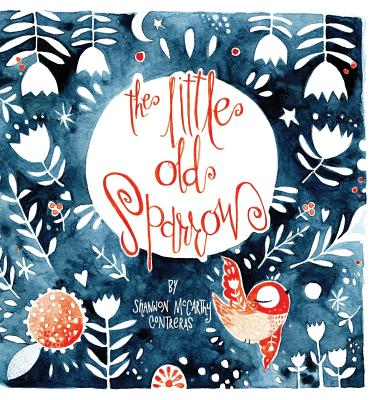 The Little Old Sparrow Cover Image
