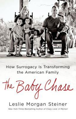Cover for The Baby Chase
