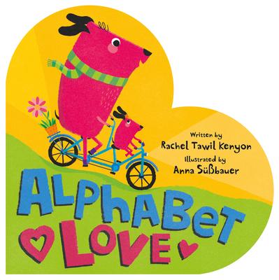 Alphabet Love Cover Image