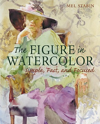 The Figure in Watercolor Cover