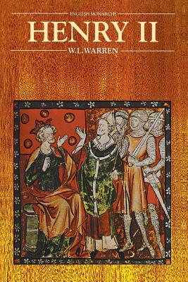 Cover for Henry II (English Monarchs Series #5)