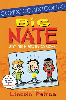 Big Nate Cover