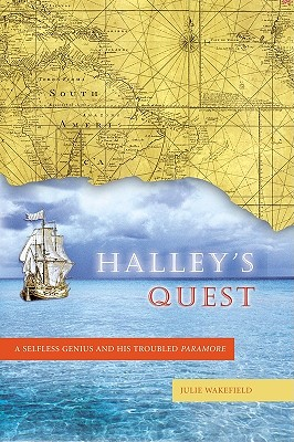 Halley's Quest: A Selfless Genius and His Troubled Paramore Cover Image