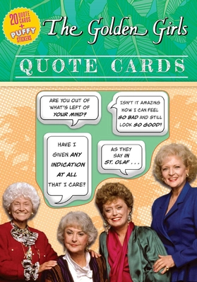 Golden Girls Quote Cards Cover Image