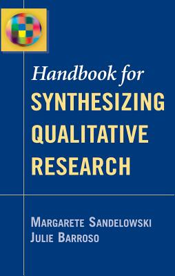 Handbook for Synthesizing Qualitative Research Cover Image